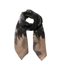 Woods Silk Scarf