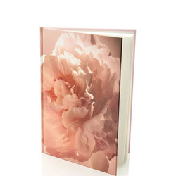 Wonderland Peony Scented Notebook