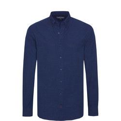 Horizontal Print Shirt
