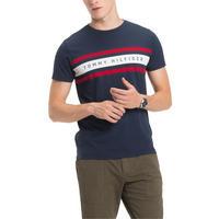 Logo Band Graphic T-Shirt
