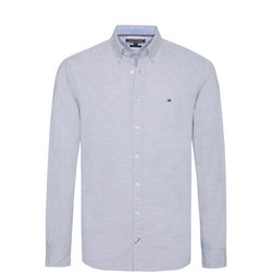 Heather Oxford Shirt