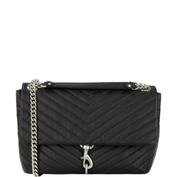 Edie Flap Shoulder Bag