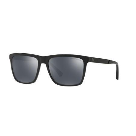 Rectangle Sunglasses EA4117
