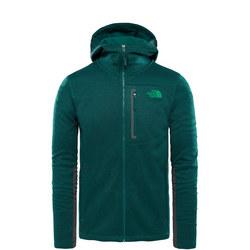 Canyonlands Hooded Zip Fleece