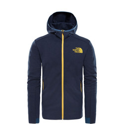 Vista Tek Hooded Sweat Top