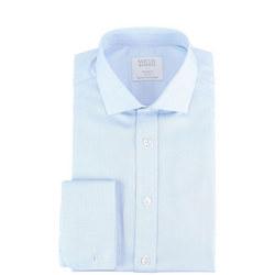 Formal Herringbone Shirt