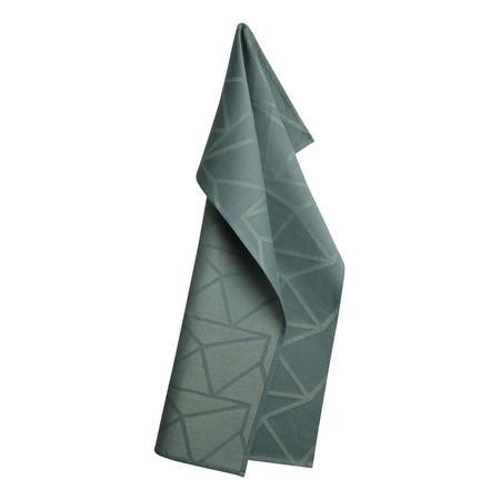 Arne Jacobsen Jade Green Tea Towel