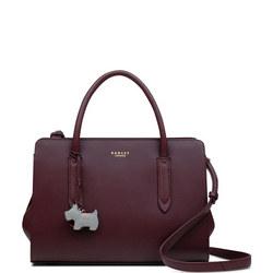 Liverpool Street Medium Satchel Bag