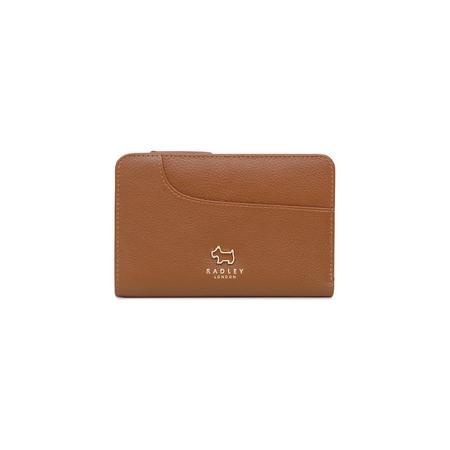 Pockets Medium Top Zip Wallet
