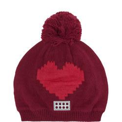 Agata 711 Heart Hat