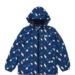 Jakob 790 Triangle Print Jacket
