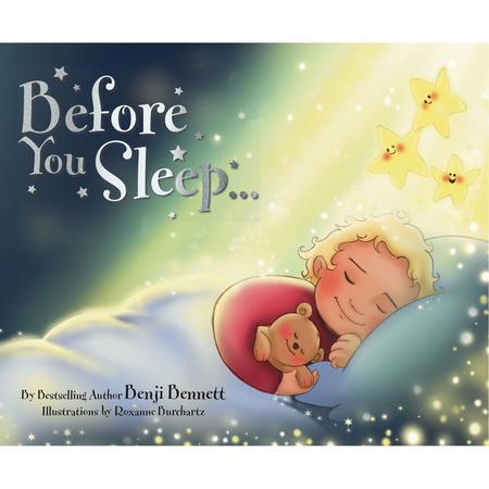 Before You Sleep Book