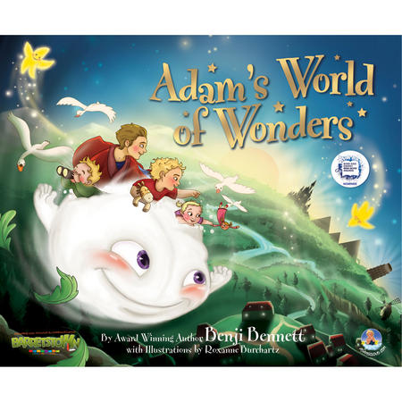 Adam's World of Wonders Book