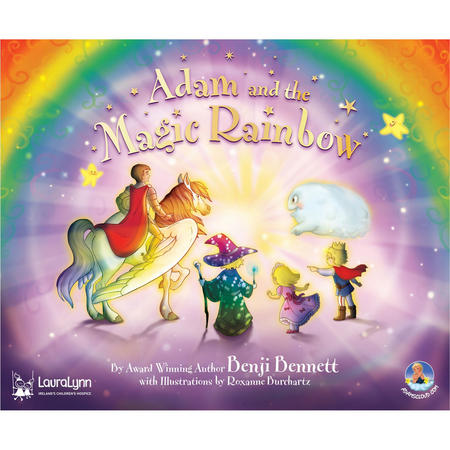 Adam And The Magic Rainbow Book