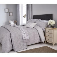 Ida Blossom Amethyst Coordinated Bedding