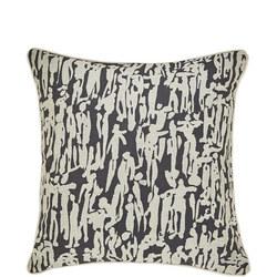People Cushion Charcoal