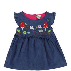 Denim Woodland Dress