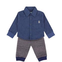 Shirt And Pants Outfit Set