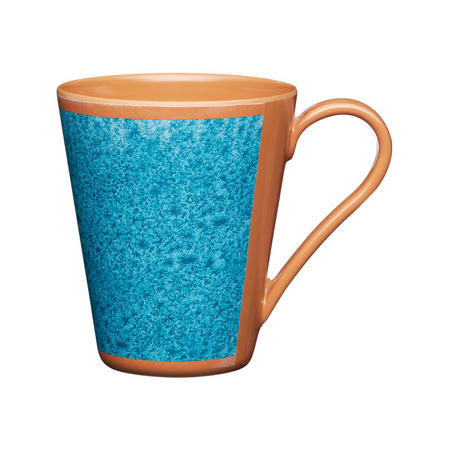 Melamine Patterned Mug