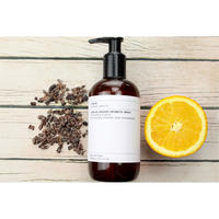 African Orange Aromatic Wash with Blood Orange and Cedarwood
