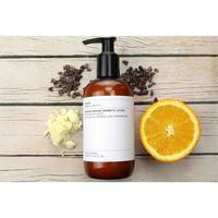 African Orange Aromatic Lotion with Blood Orange and Cedarwood