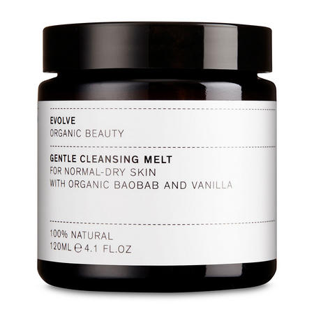 Gentle Cleansing MeltWith Organic Baobab & Vanilla