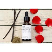 Miracle Facial Oil With Organic Rosehip, Argan and Nigella Oils