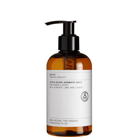 Citrus Blend Aromatic Wash With Juniper, Lime and Lemon