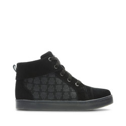 City Hero Black Panther High Top Multiple Fit Trainers