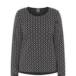 Andree Jacquard Sweater