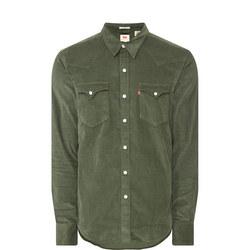 Barstow Western Corduroy Shirt
