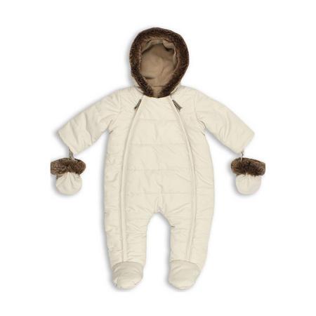 36ef6b479 The Essential One Fur Trimmed Snowsuit