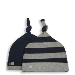 Two-Pack Stripe Hats