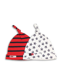 Two-Pack Stars And Stripes Hats