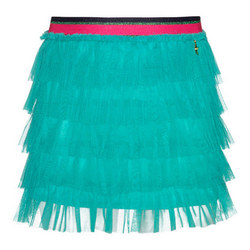 Girls Layered Tulle Skirt