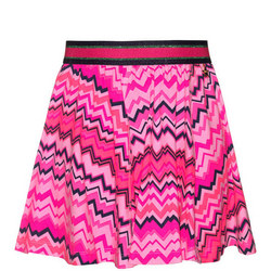Girls Zig Zag Skirt