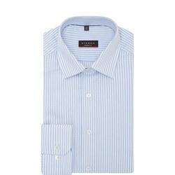 Oxford Stripe Formal Shirt