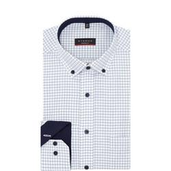 Check Print Formal Shirt
