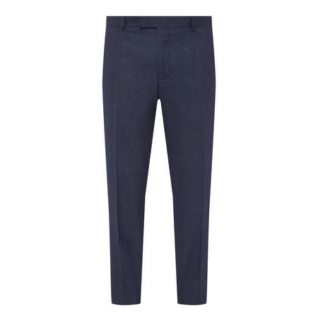 Speckled Wool Suit Trousers