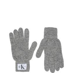 CKJ Knitted Gloves