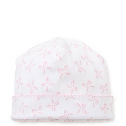 Bow Print Hat