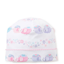 Elephant Print Hat