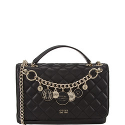 Victoria Quilted Crossbody Bag