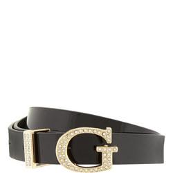 Crystal Logo Belt
