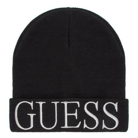 Guess Logo Beanie Hat