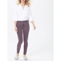 Amihr Skinny Ankle Cropped Jeans