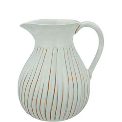 Croft Collection Terracotta Jug, 1.4L