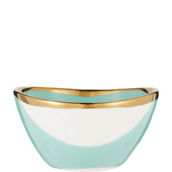 John Lewis Gold Dipped Mini Serving Bowls, Set of 3