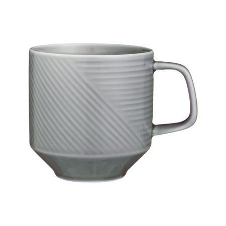 Design Project by John Lewis No.098 Mug, Grey
