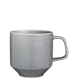 Design Project by John Lewis No.098 Mug, Grey